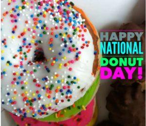 DINE inns offer advice on celebrating National Donut Day