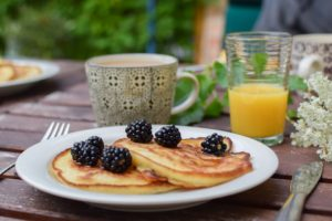 Recipes for Pancakes during National Pancake Month