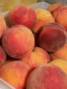 Peach Bar B Q Sauce from Rabbit Hill Inn