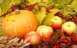 Pumpkin and Apple Soup from Captain's House Inn