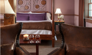 Carriage Corner Room, Rabbit Hill Inn, VT