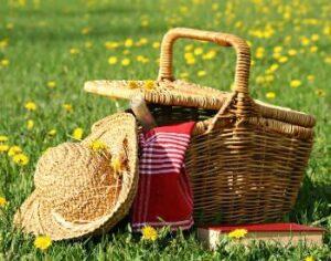 Rabbit Hill Inn picnic basket