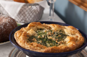 Spinach Pie from Harbor Light Inn
