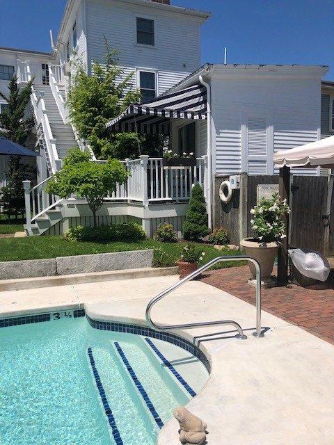 Pool at Harbor Light Inn