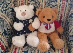 Deerfield Inn teddy bears