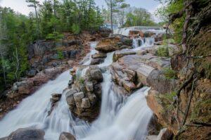 Goodrich Falls, Bartlett, NH