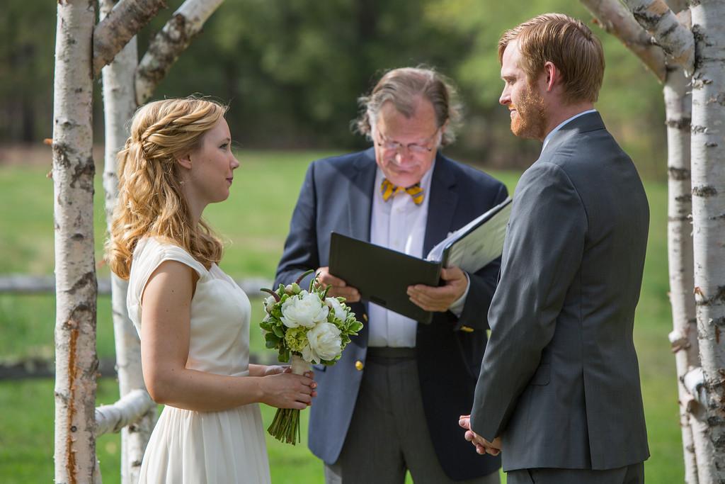 Grafton Inn Vermont wedding