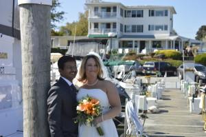Weddings at Inn at Harbor Hill Marina