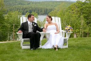 Wedding at Manor on Golden Pond