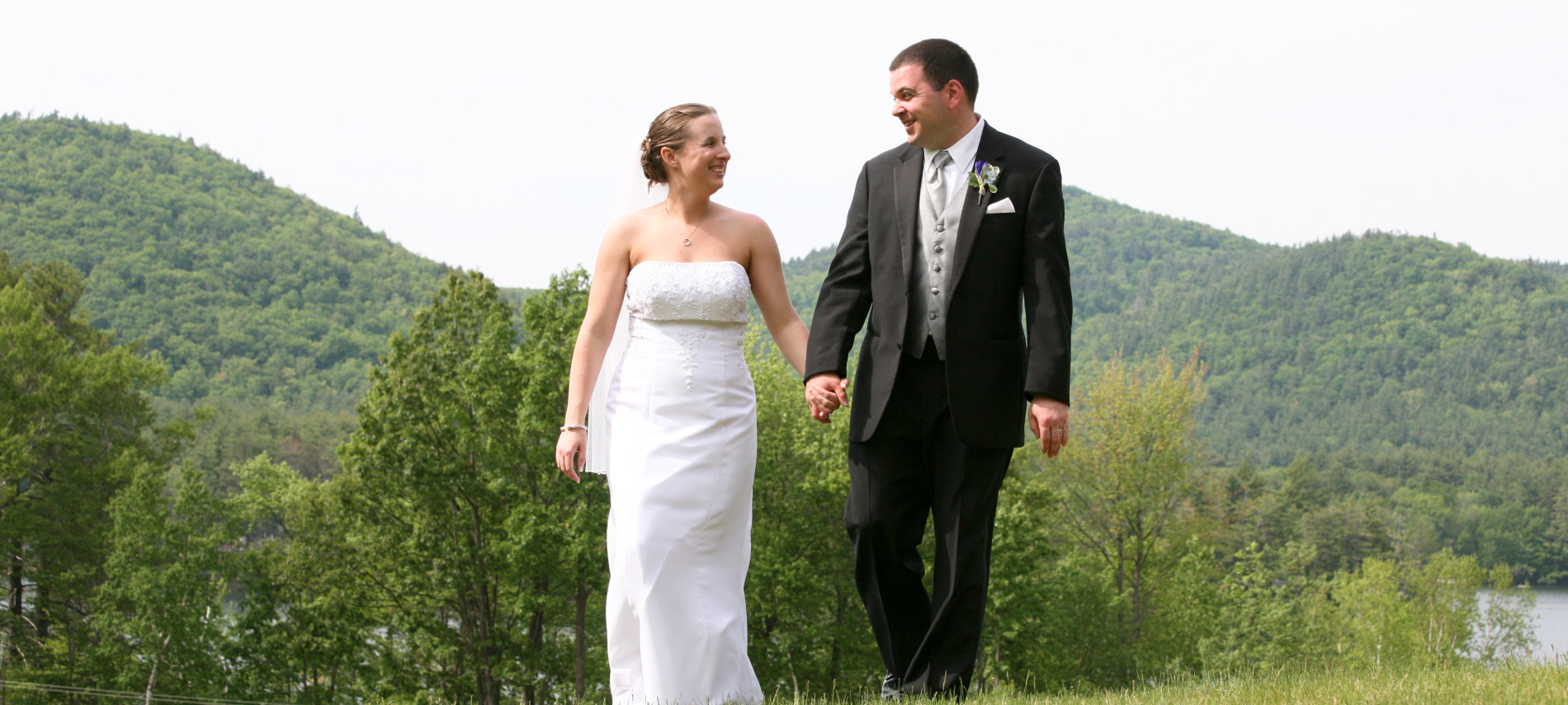 Intimate weddings, elopements, small weddings, NH Weddings at Manor On Golden Pond, Holderness, NH