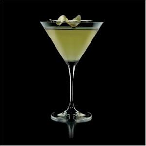 ginger martini from Deerfield Inn
