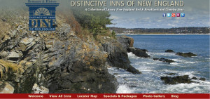 Distinctive Inns website